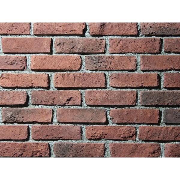 Bounce Brick Dark Red