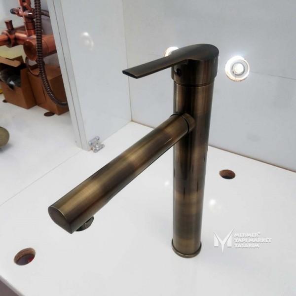 Antique Bowl Sink Faucet