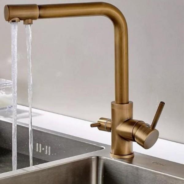 Antique Purified Kitchen Faucet