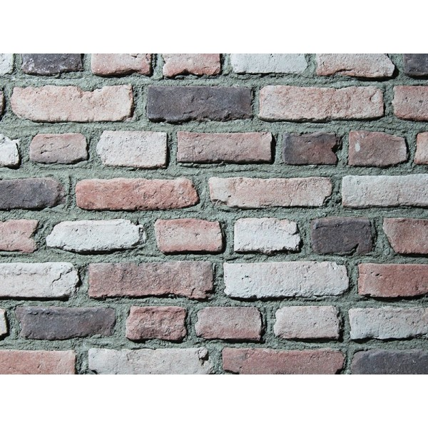 Broken Brick Matte Mix