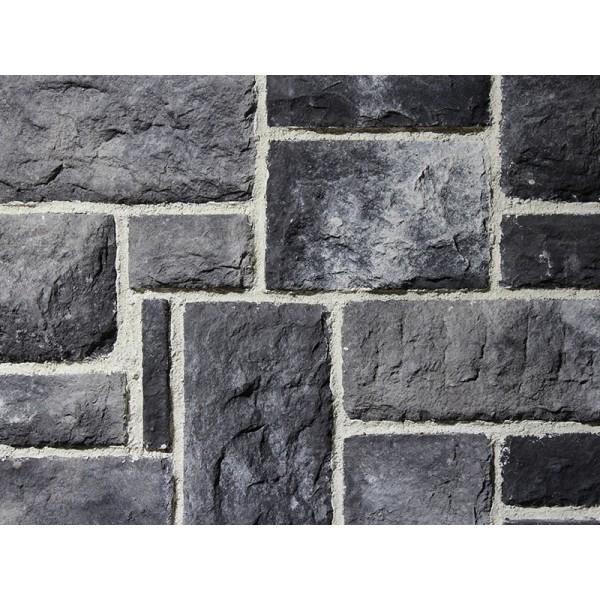 Castle Stone Tumbled Black
