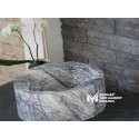 Lilac Marble Stair Design Washbasin