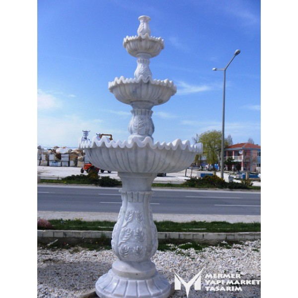 Marmara Marble Special Embroidered Tall ...