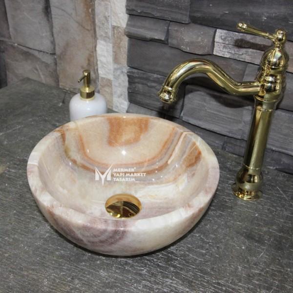 Onyx Mini Bowl Washbasin - Outlet