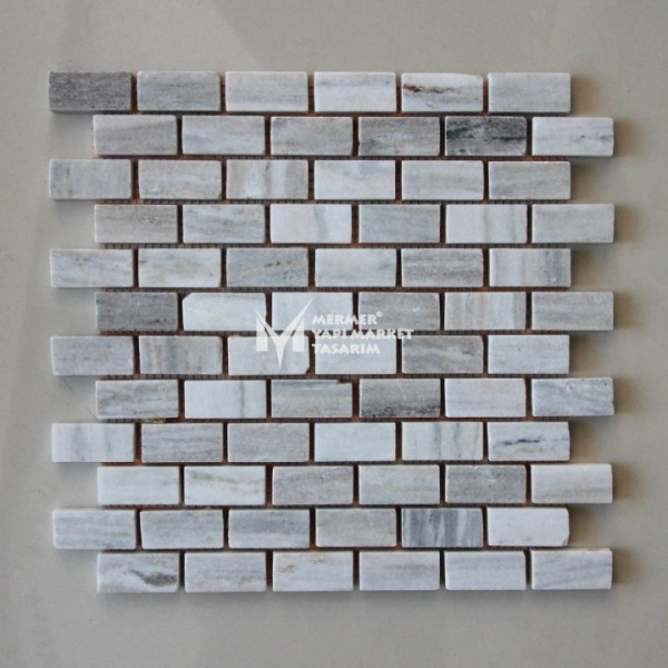 Palensendro 2,5x5 Marble Mosaic - Outlet
